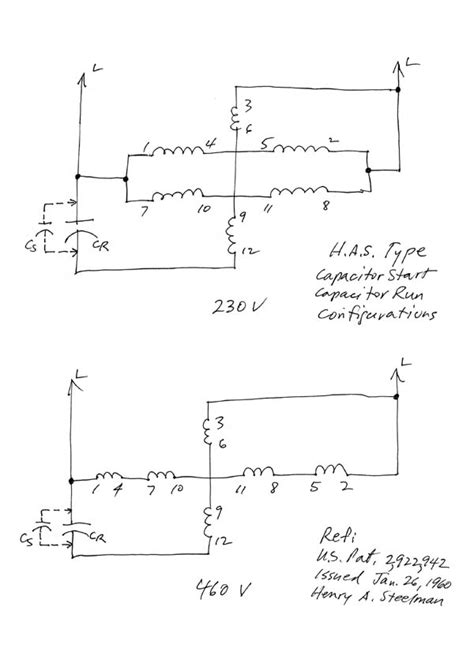 how to run a three phase motor on single phase the hobby