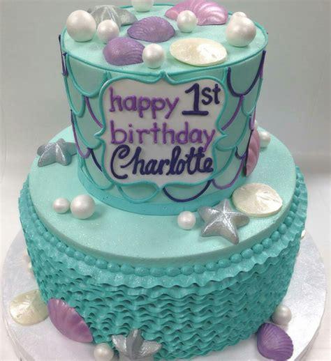 pastel de la sirenita pasteles infantiles pinterest cake - Como Decorar Un Pastel De La Sirenita Ariel
