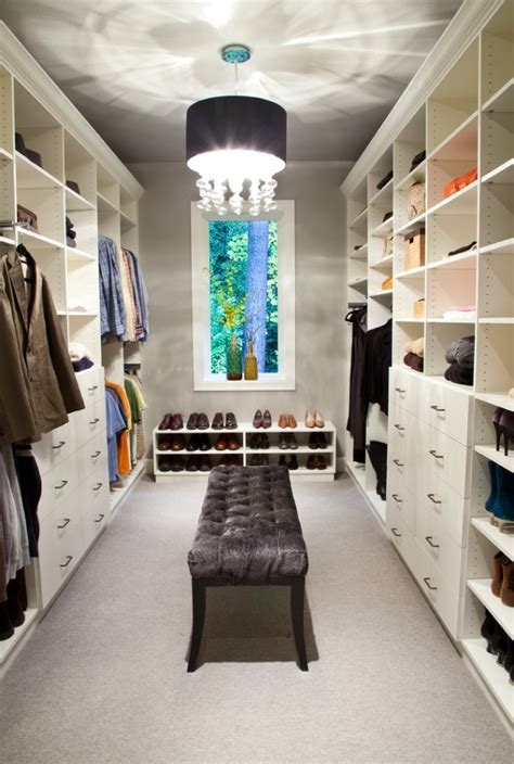 elegant luxury walk  closet ideas  store