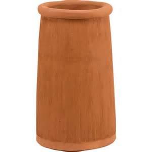 clay chimney pit clay chimney pot woodlanddirect chimney
