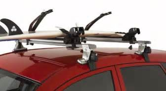 inno universal mount locking surfboard rack for car truck