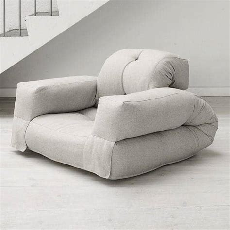 comfortable futon beds hippo an armchair or a sofa that turns into a