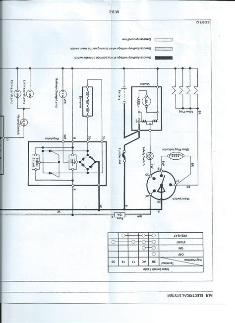 kubota regulator wiring schematic 33 wiring diagram