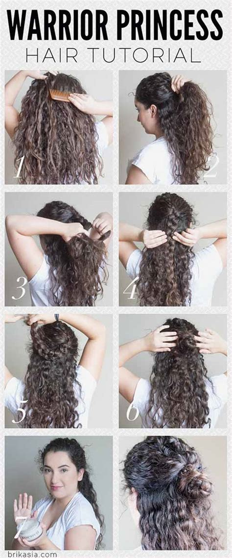 amazing hairstyles  curly hair  girls