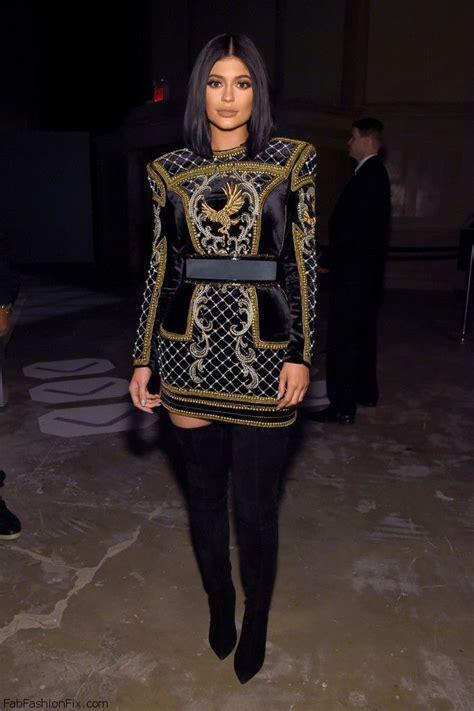 Vierra Unitard balmain x h m collection launch event fab fashion fix