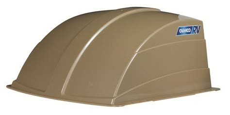attic fan louver cover camco rv and enclosed trailer roof vent cover w