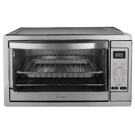 Oven Toaster Grill Recipes Oster 174 Extra Large Digital Countertop Oven