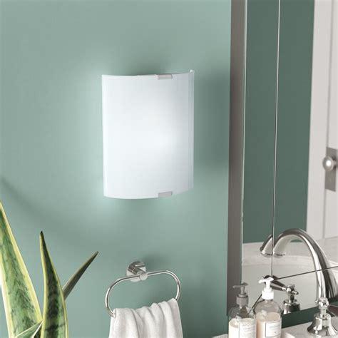 ernestina  light flush mount reviews allmodern