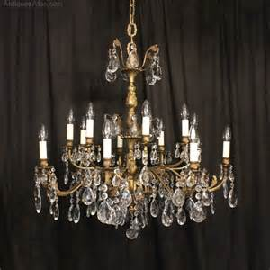 bronze antique chandelier antiques atlas an italian bronze antique