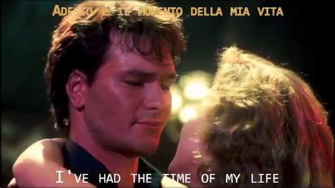 dirty dancing time of my life lyrics dirty dancing the time of my life hd high quality sub eng