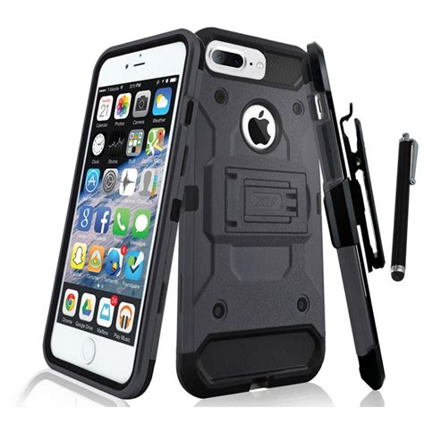 for iphone 7 plus 5 5 tough armor defender holster