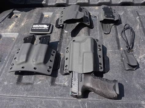 black concealment new kydex designs from black rhino concealment gunsamerica digest