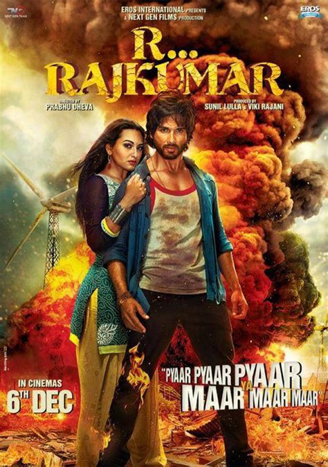 film india action trailer out shahid kapoor s action avatar in r rajkumar