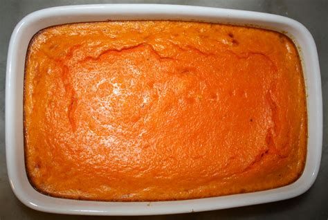 ma cuisine bien aim馥 flan de carottes 224 la semoule ma cuisine bien aim 233 e