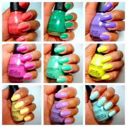 nail summer colors popular nail colors summer 2017 slybury