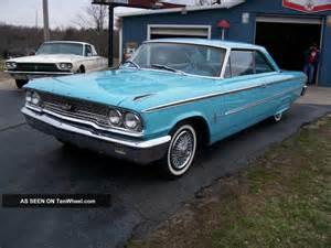 1963 Ford Galaxy 1963 Ford Galaxie 500