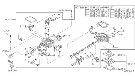 1987 nissan engine diagram wiring diagrams