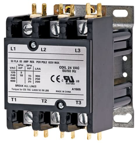 three pole contactor wiring diagram 28 images i four