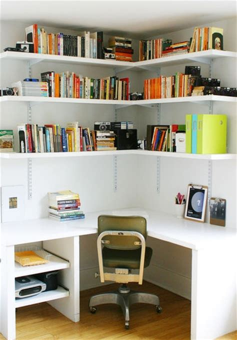 home office design books diy corner desk lobe the shelves reno ideas pinterest wall mounted shelf offices and