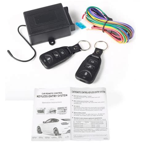 remote start and remote central locking page 2 universal car central door lock locking keyless entry