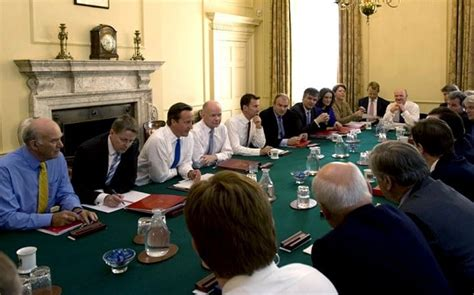 Government Cabinet by Ipads Banned From Cabinet Meetings Surveillance Fears