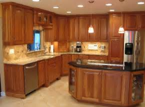 Perfect kitchen paint colors with cherry cabinets 550 x 407 183 58 kb
