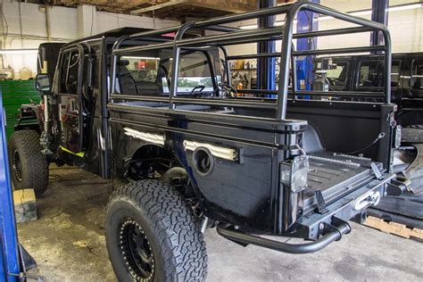 Jeep Wrangler Build 4 6l Brute Part 4 Go4x4it A Rubitrux