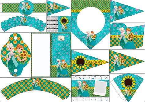 Frozen Fever Note Book frozen fever free printables oh my