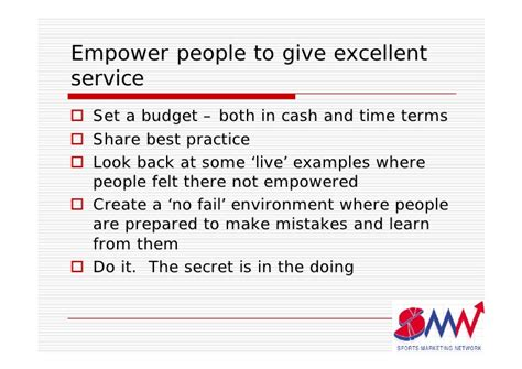 how to your service how to provide excellent customer service in your leisure centre