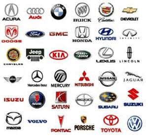 Cars Symbol Car Symbols And Names List
