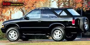 autos of interest 187 1998 chevrolet blazer zr2 shark