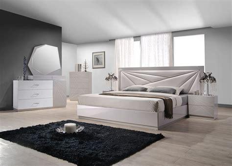 white modern bedroom sets unique wood modern furniture design set with spain design