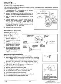 1996 2000 polaris sportsman 335 500 atv service manual by