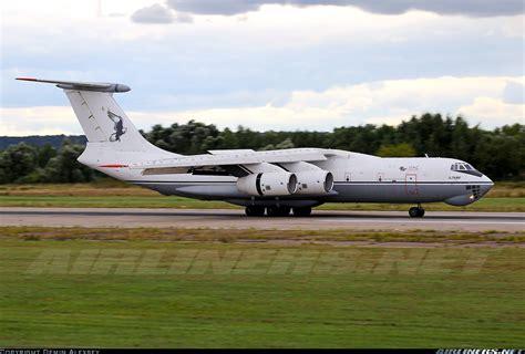 ilyushin il mf jiac jordan international air cargo click airways international