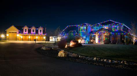 bakersfield christmas light installation christmas light installation boise christmas decore
