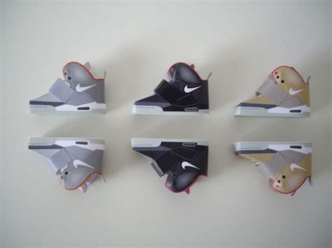 cool origami stuff origami nike air yeezy sneakers by filippo perin