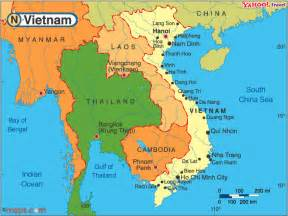 Vietnam World Map by Besides Saigon And Hanoi What Other Cities In Vietnam Are