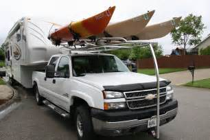 Truck Accessory Center Nc Kayak Rack For Truck Trucks Accessories And Modification