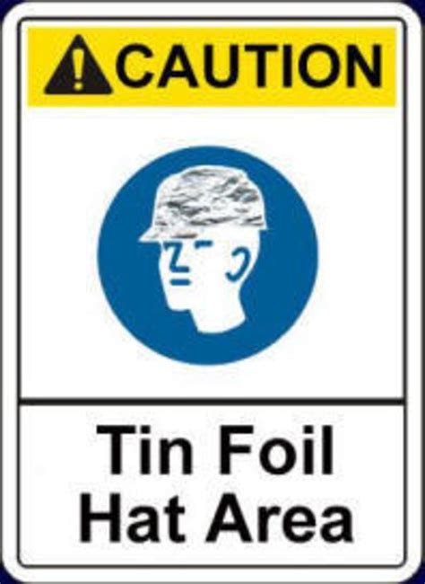 Tin Foil Hat Meme - image 807707 tin foil hats know your meme