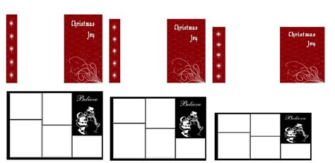 Free Digital Photo Card Templates by Digital Card Templates Photoshop Backgrounds Ebay