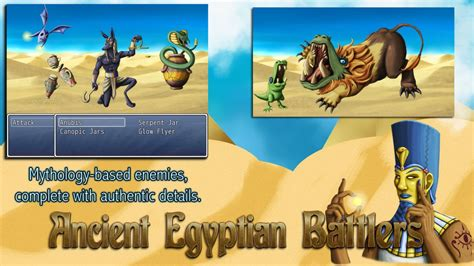 Rpg Maker Vx Ace Egyptian Myth Battlers On Steam | rpg maker vx ace egyptian myth battlers on steam