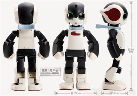 Low Max Gardis Original Japan 日本智慧機器人robi搶鮮登台 療癒風格受喜愛 超萌互動一起過生活 t客邦
