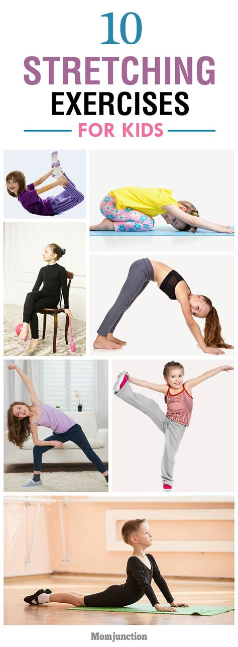 best flexibility exercises 25 best ideas about exercise for children on