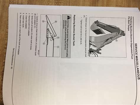 john deere  tractor loader backhoe operators manual operation maintenance omlvu finney