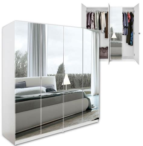 Wardrobe Doors Mirror by Wardrobe Closet Wardrobe Closet Wardrobe With Mirror Doors