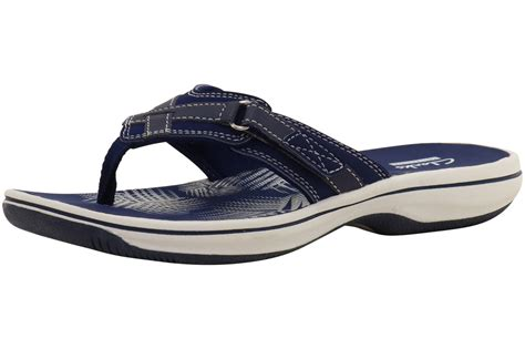 clarks flip flop sandals clarks s sea flip flop sandals shoes ebay