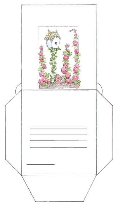 pattern for seed envelope seed packets seeds and gardening on pinterest