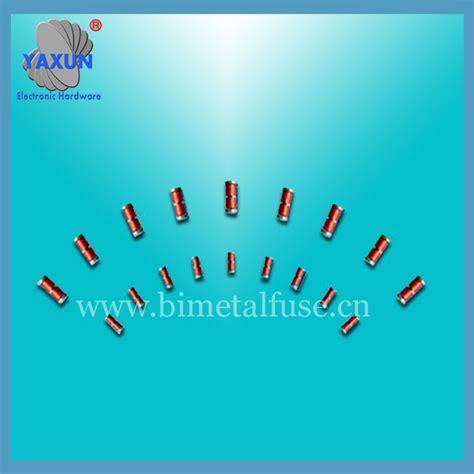 glass smd ntc thermistor الثرمستور temperature sensor element thermistor supplier
