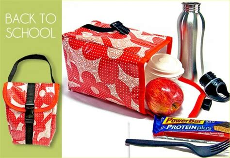 Ghd Box Of Forgiveness by 11 Diy Lunch Bags To Make Lifestyle