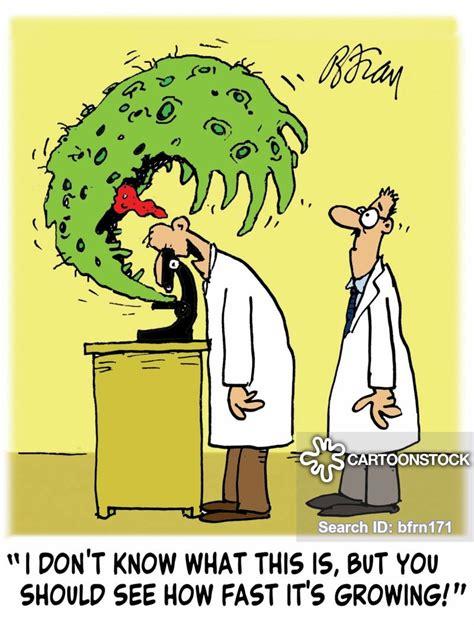 microscopes cartoons  comics funny pictures